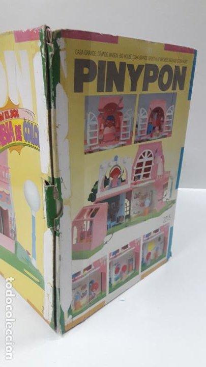 Otras Muñecas de Famosa: LA CASA GRANDE DE PIN Y PON . REALIZADA POR FAMOSA . REF 2215 . CAJA ORIGINAL . AÑOS 80 - Foto 55 - 193253571