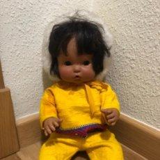 Otras Muñecas de Famosa: MUÑECO NENUCO ESQUIMAL NUEVO ORIGINAL DE FAMOSA AÑOS 70. Lote 193295833
