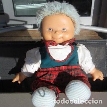 MUÑECA GRANDE DE TRAPO TIPO CHOCHONA (Juguetes - Muñeca Española Moderna - Otras Muñecas de Famosa)