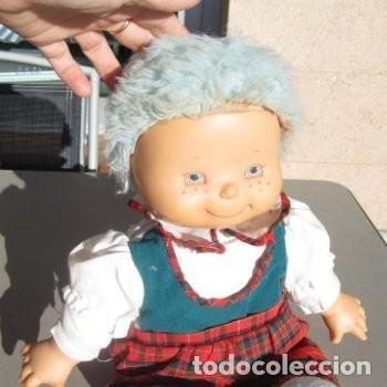 Otras Muñecas de Famosa: MUÑECA GRANDE DE TRAPO TIPO CHOCHONA - Foto 2 - 193566617