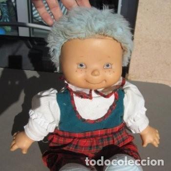 Otras Muñecas de Famosa: MUÑECA GRANDE DE TRAPO TIPO CHOCHONA - Foto 3 - 193566617