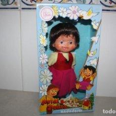 Otras Muñecas de Famosa: ANTIGUA A ESTRENAR HEIDI DE FAMOSA.. Lote 193848930