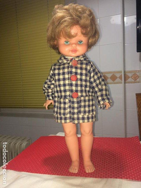 MUÑECA BEGOÑA - FAMOSA - ONIL ( ALICANTE ) - AÑOS 60 - BUEN ESTADO EXCEPTO EL LLORON - 45 CMS. (Juguetes - Muñeca Española Moderna - Otras Muñecas de Famosa)