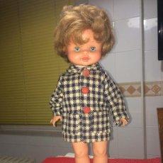 Otras Muñecas de Famosa: MUÑECA BEGOÑA - FAMOSA - ONIL ( ALICANTE ) - AÑOS 60 - BUEN ESTADO EXCEPTO EL LLORON - 45 CMS.. Lote 194236730