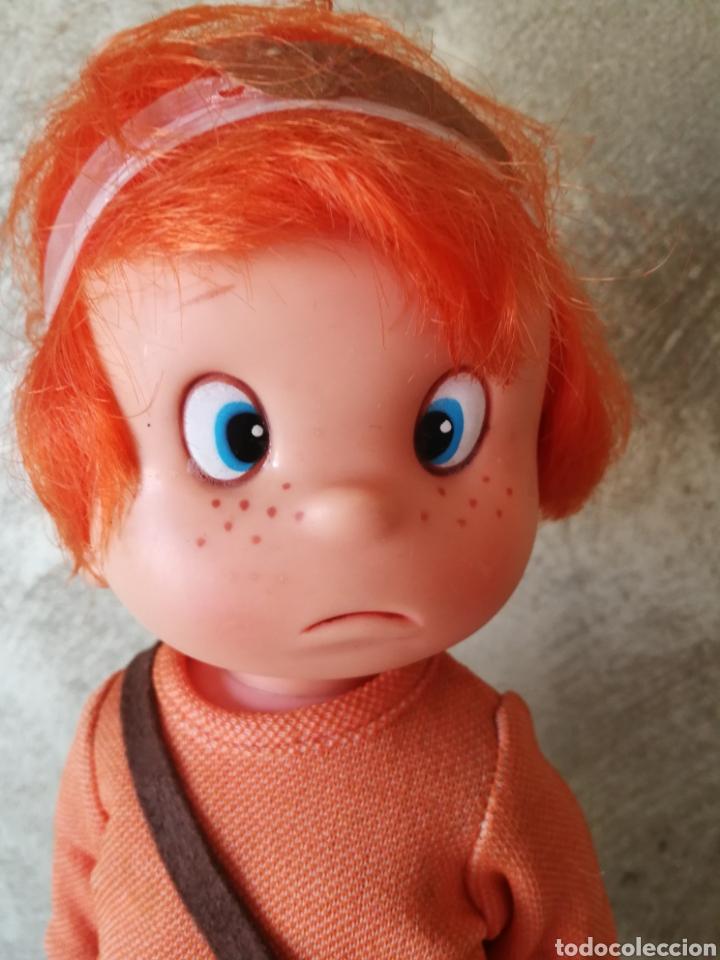 MUÑECO PEDRO HEIDI DE FAMOSA AÑOS 70 (Juguetes - Muñeca Española Moderna - Otras Muñecas de Famosa)