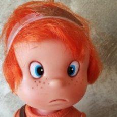 Otras Muñecas de Famosa: MUÑECO PEDRO HEIDI DE FAMOSA AÑOS 70. Lote 194237213