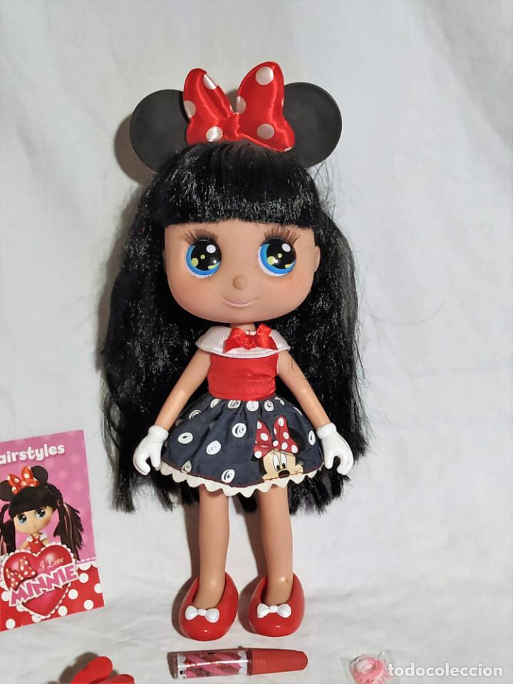 Otras Muñecas de Famosa: MUÑECA I LOVE MINNIE PEINADOS GIGANTE - Foto 2 - 194249376