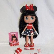 Otras Muñecas de Famosa: MUÑECA I LOVE MINNIE PEINADOS GIGANTE. Lote 194249376