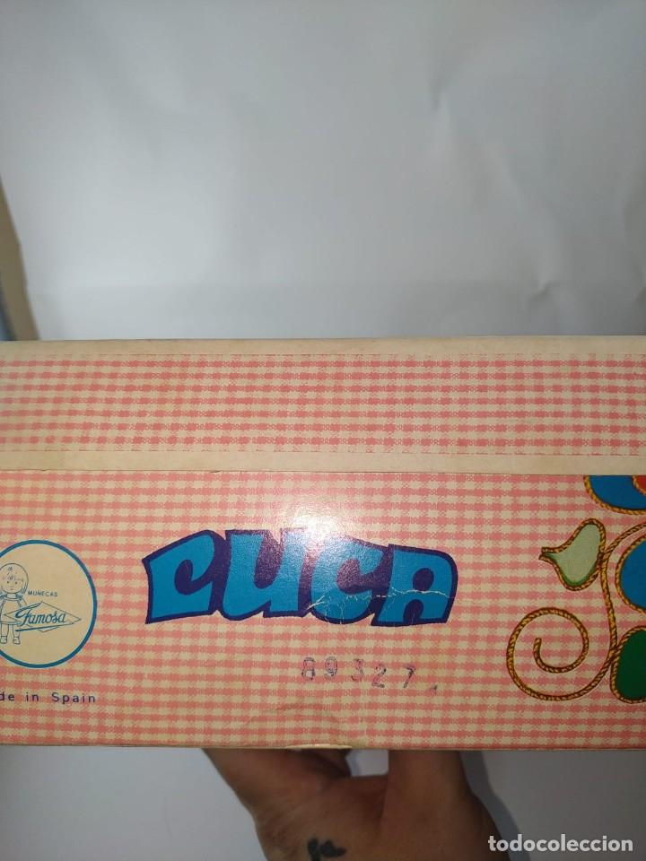 Otras Muñecas de Famosa: CUCA ENFERMERA DE FAMOSA DIFICIL AÑOS 70 PELO RIZADO CORTO ORIGEN EN CAJA SIN USO - Foto 6 - 194252508