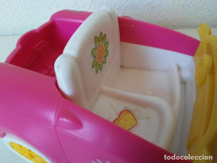 Otras Muñecas de Famosa: Coche rosa de Pinypon descapotable Pin y Pon - Foto 2 - 194322713