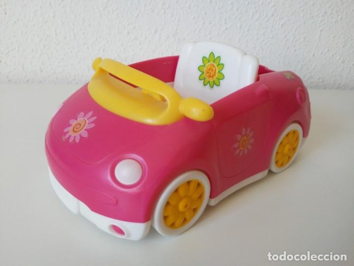 Otras Muñecas de Famosa: Coche rosa de Pinypon descapotable Pin y Pon - Foto 4 - 194322713