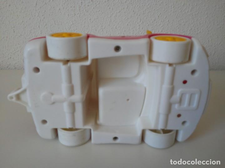 Otras Muñecas de Famosa: Coche rosa de Pinypon descapotable Pin y Pon - Foto 9 - 194322713