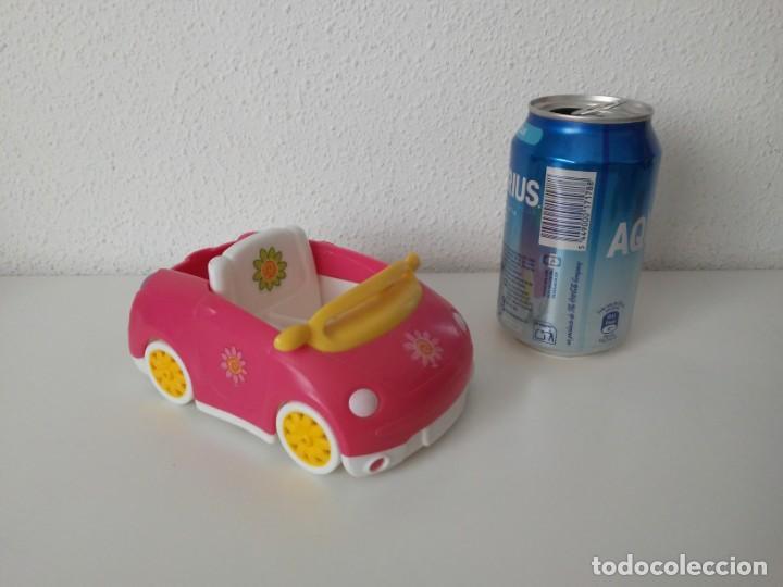 Otras Muñecas de Famosa: Coche rosa de Pinypon descapotable Pin y Pon - Foto 11 - 194322713