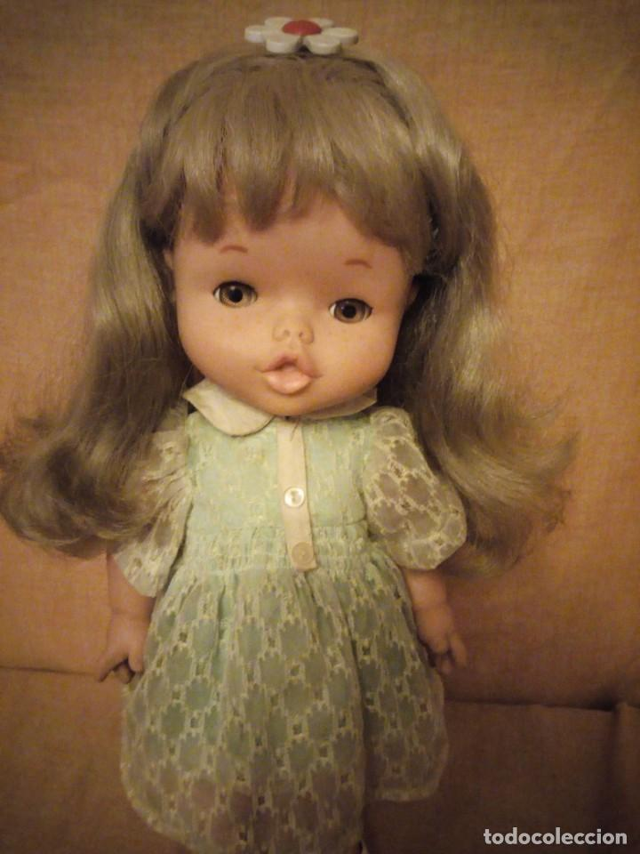 Otras Muñecas de Famosa: ANTIGUA Muñeca Nieves con vestido ceremonia.original famosa años 60/70 - Foto 2 - 194328658