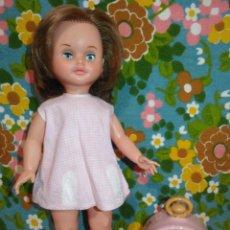Otras Muñecas de Famosa: PRECIOSA MUÑECA MARINA DE FAMOSA, AÑOS 60.MIDE 45 CM.. Lote 194542333