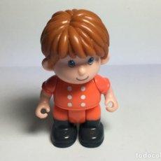 Otras Muñecas de Famosa: FIGURA PINYPON PIN Y PON NIÑO. Lote 194649508
