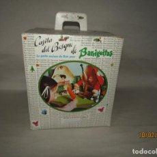Otras Muñecas de Famosa: ANTIGUA CASITA DEL BOSQUE DE BARRIGUITAS ORIGINAL DE FAMOSA. Lote 194786410