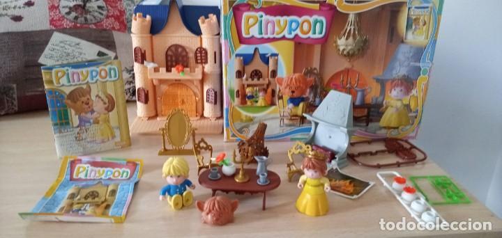 Otras Muñecas de Famosa: Pinypon La Bella y la Bestia de Famosa Año 2002 Casi completo - Foto 3 - 194787776