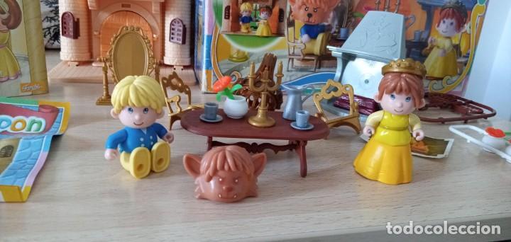 Otras Muñecas de Famosa: Pinypon La Bella y la Bestia de Famosa Año 2002 Casi completo - Foto 4 - 194787776