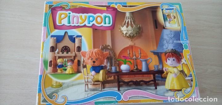Otras Muñecas de Famosa: Pinypon La Bella y la Bestia de Famosa Año 2002 Casi completo - Foto 5 - 194787776