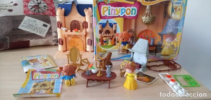 Otras Muñecas de Famosa: Pinypon La Bella y la Bestia de Famosa Año 2002 Casi completo - Foto 10 - 194787776