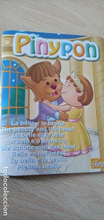 Otras Muñecas de Famosa: Pinypon La Bella y la Bestia de Famosa Año 2002 Casi completo - Foto 15 - 194787776