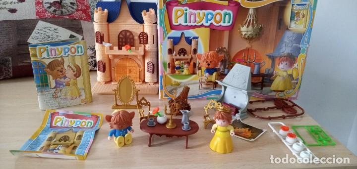 Otras Muñecas de Famosa: Pinypon La Bella y la Bestia de Famosa Año 2002 Casi completo - Foto 17 - 194787776