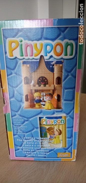 Otras Muñecas de Famosa: Pinypon La Bella y la Bestia de Famosa Año 2002 Casi completo - Foto 23 - 194787776