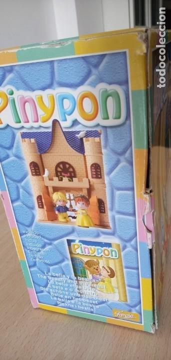 Otras Muñecas de Famosa: Pinypon La Bella y la Bestia de Famosa Año 2002 Casi completo - Foto 24 - 194787776