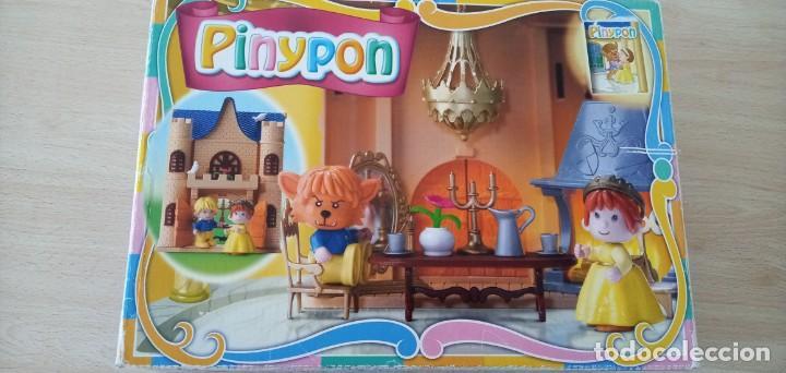 Otras Muñecas de Famosa: Pinypon La Bella y la Bestia de Famosa Año 2002 Casi completo - Foto 25 - 194787776