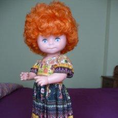 Otras Muñecas de Famosa: MUÑECA GRACIOSA DE FAMOSA UNICA EN TC PELIRROJA CON CONJUNTO ORIGINAL TIPO DE LARGO DE NANCY. Lote 194897486
