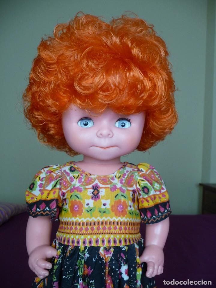 Otras Muñecas de Famosa: Muñeca Graciosa de famosa unica en TC pelirroja con conjunto original tipo de largo de Nancy - Foto 5 - 194897486