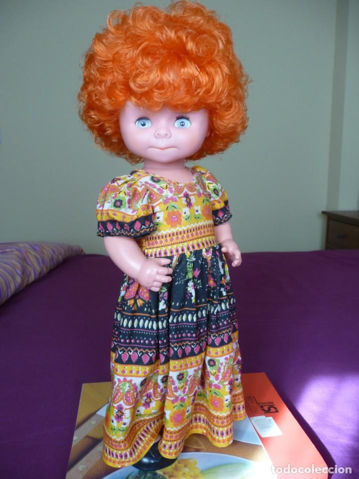 Otras Muñecas de Famosa: Muñeca Graciosa de famosa unica en TC pelirroja con conjunto original tipo de largo de Nancy - Foto 13 - 194897486