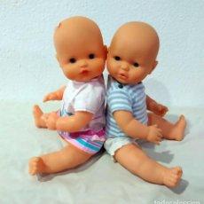 Otras Muñecas de Famosa: PAREJA MUÑECOS NENUCO DE FAMOSA. Lote 194936306