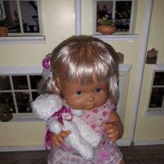 Otras Muñecas de Famosa: BONITA NENUCA CON BOLSITA SORPRESA ***. Lote 194952312