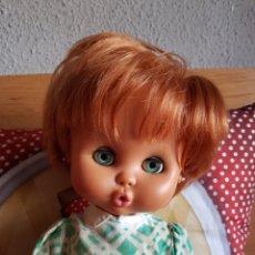 Otras Muñecas de Famosa: ANTIGUA MUÑECA CAROL DE LOS 60 , DIFICIL. Lote 194999852
