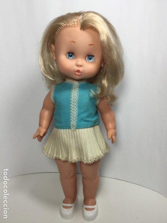 MUÑECA CAROL FAMOSA AÑOS 70 (Juguetes - Muñeca Española Moderna - Otras Muñecas de Famosa)