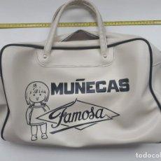Otras Muñecas de Famosa: BOLSA MUÑECAS FAMOSA AÑOS 70.NANCY. Lote 195188243