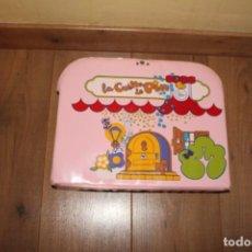 Otras Muñecas de Famosa: 2 MALETINES CASA CHALET PINY PON Y CASITA MALETIN DE PINY PON. Lote 195191163