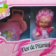 Otras Muñecas de Famosa: MUÑECA FLOR DE PITIMINI FAMOSA. Lote 195201086