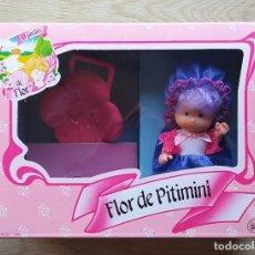 Otras Muñecas de Famosa: MUÑECA FLOR DE PITIMINI FAMOSA. Lote 195202545
