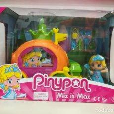 Otras Muñecas de Famosa: PINYPON CARROZA CENICIENTA , NUEVA , DE FAMOSA. Lote 195276086