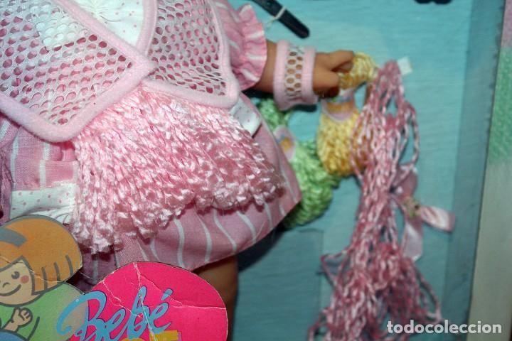 Otras Muñecas de Famosa: ANTIGUA MUÑECA BEBE TRICOT, DE FAMOSA - AÑO 1989 - NUEVA Y EN SU CAJA ORIGINAL - Foto 5 - 195321861