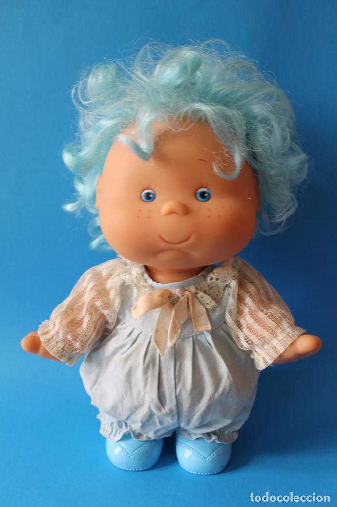 MUÑECA POLILLA AZUL - FAMOSA - AÑOS 80 (Juguetes - Muñeca Española Moderna - Otras Muñecas de Famosa)