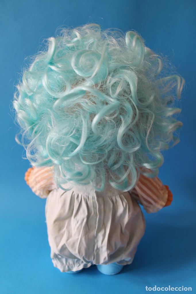 Otras Muñecas de Famosa: Muñeca Polilla Azul - Famosa - Años 80 - Foto 3 - 195344210