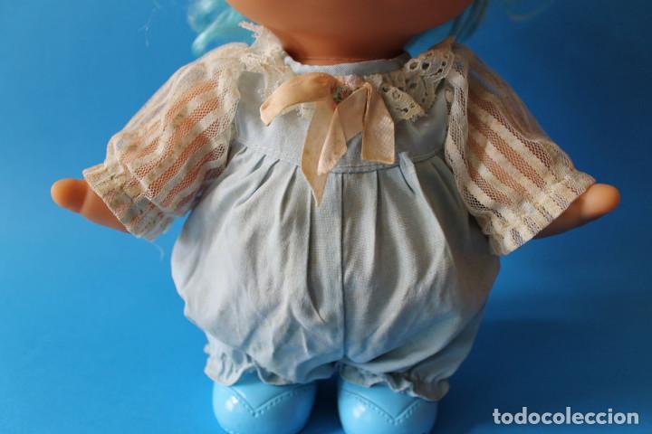 Otras Muñecas de Famosa: Muñeca Polilla Azul - Famosa - Años 80 - Foto 6 - 195344210