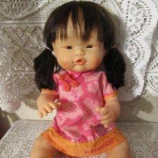 Otras Muñecas de Famosa: PRECIOSA MUÑECA NENUCO NENUCA CHINITA ORIENTAL DE FAMOSA. Lote 195480097