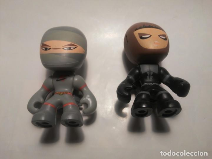 Otras Muñecas de Famosa: Lote 2 Mutant Busters de Famosa figuras tipo Ninja - Foto 2 - 195511793