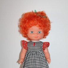 Otras Muñecas de Famosa: GRACIOSA MUÑECA ARLET O ARLETTE PELIRROJA DE FAMOSA - AÑOS 70. Lote 196259376