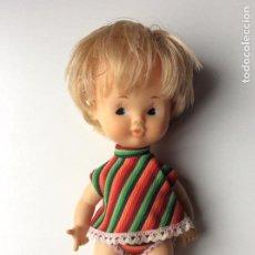 Otras Muñecas de Famosa: IBEBE MUÑECA/MUÑECO DE FAMOSA DE LOS 80. CUERPO DE PLÁSTICO, CABEZA BRAZOS Y PIERNAS DE GOMA. 24CM. . Lote 197283957